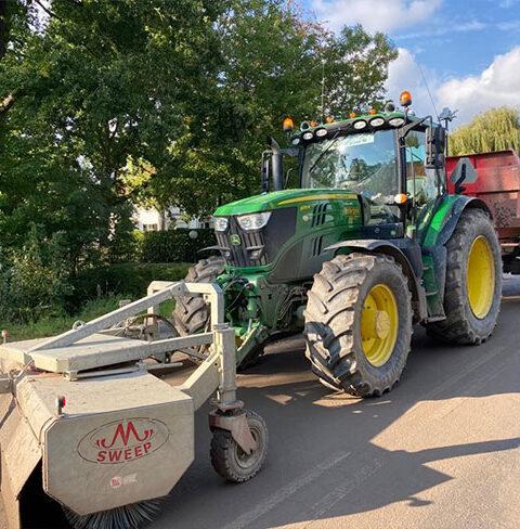 Tractor Incl. Rolbezem