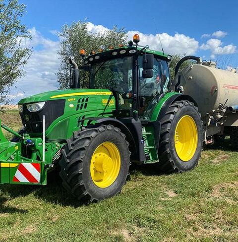 Tractor Incl. Watertank